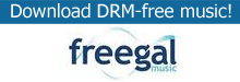 Get DRM-free music with Freegal!