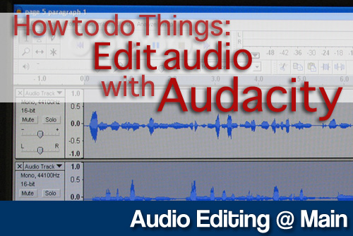 audioediting