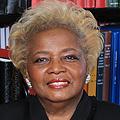 Portrait of Lady Shivers Tucker, Board Member