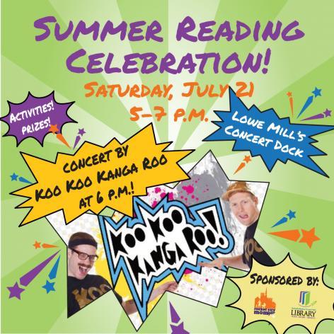 Summer Reading Huntsville City Schools