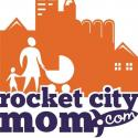 Rocket City Mom logo
